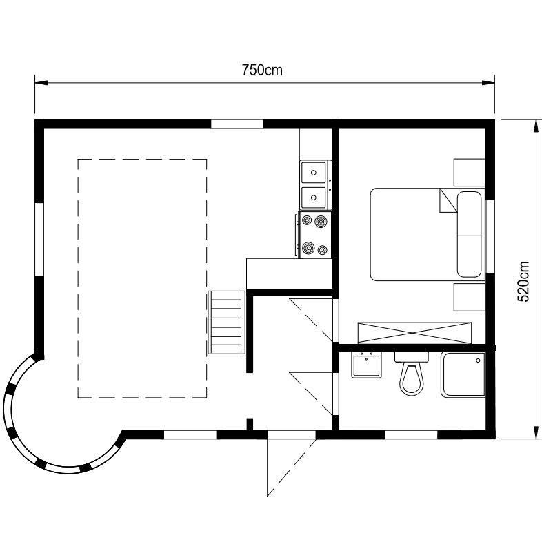 ferienhaus onyx 30 40 wendt haus. Black Bedroom Furniture Sets. Home Design Ideas