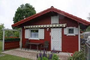 Wendt haus bauen und gestalt mit holz - Gartenhaus 24 qm ...