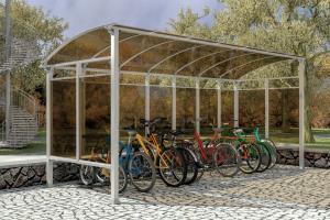 Bike Port 1